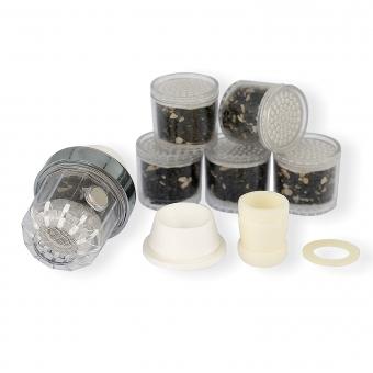 SMAK Wasserfilter Eco: Wasserreiniger | Wasserfilter | Wasserentgifter | SMAK | für den Wasserhahn | Wasser | Sauber | Mineralwasser Filter